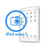 Замена фронтальной (передней) камеры iPad mini Retina