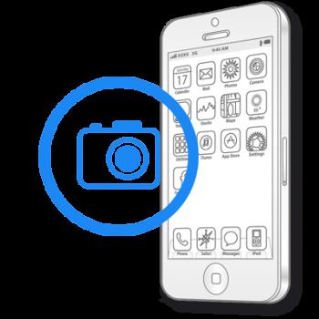 Замена передней (фронтальной) камеры iPhone 5