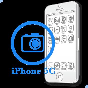 Замена передней (фронтальной) камеры iPhone 5C