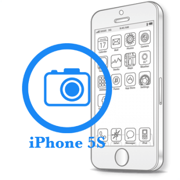 Ремонт iPhone 5S Замена передней (фронтальной) камеры