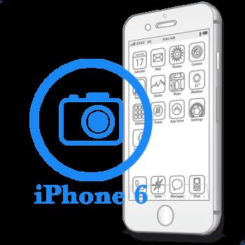 iPhone 6- Замена передней (фронтальной) камеры