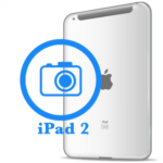 iPad 2- Замена задней камеры