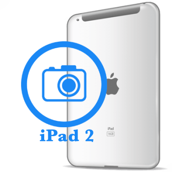 iPad - Замена задней камеры 2