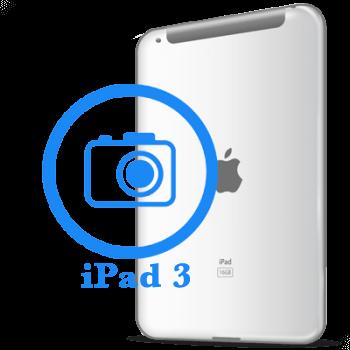 iPad - Замена задней камеры 3