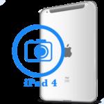 iPad - Заміна задньої камери 4