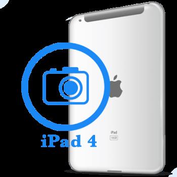 iPad - Замена задней камеры 4