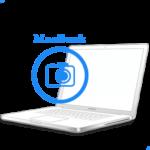 - Замена камерыMacBook