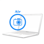 Air- Замена камерыMacBook