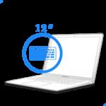 МacBook 12ᐥ - Замена клавиатурыМacBook 12ᐥ