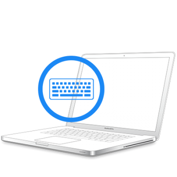 Замена клавиатуры на MacBook Pro