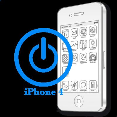 Ремонт кнопки включения (блокировки) iPhone 4