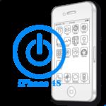 4S- Ремонт кнопки включения (блокировки) iPhone