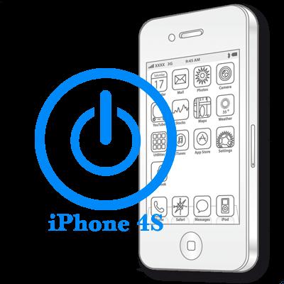 Ремонт iPhone 4S Ремонт кнопки включення (блокування)