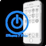7 Plus iPhone - Восстановление-замена кнопки Power (включения, блокировки)