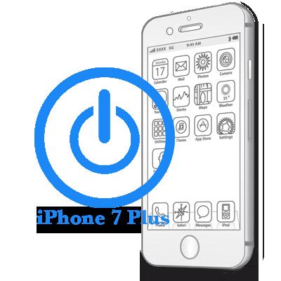 Ремонт iPhone 7 Plus Відновлення-заміна кнопки Power (включення, блокування)
