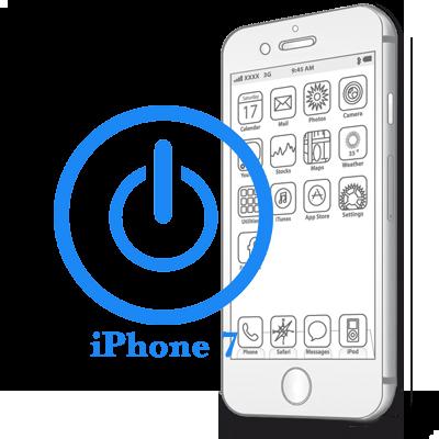 iPhone 7 - Восстановление-замена кнопки Power (включения, блокировки)