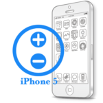 iPhone 5 - Ремонт кнопок громкости
