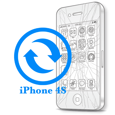 iPhone 4S - Заміна контролера зображення (підсвітки)