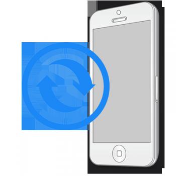 Замена контроллера изображения (подсветки) iPhone 5C