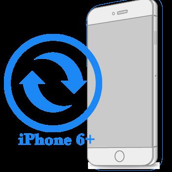 6 Plus iPhone - Замена контроллера изображения (подсветки)