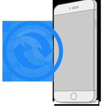 Замена контроллера изображения (подсветки) iPhone 6 Plus