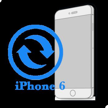 Ремонт iPhone 6 Замена контроллера изображения (подсветки)