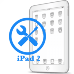 iPad 2- Замена контроллера питания