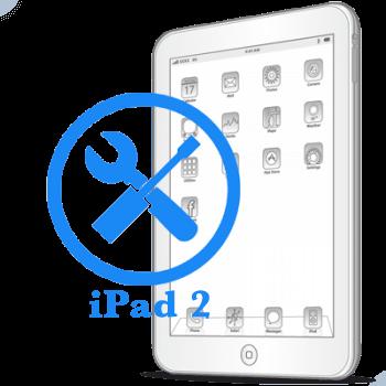 Замена контроллера питания iPad 2