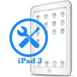 iPad 3- Замена контроллера питания