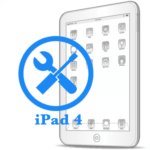 iPad 4- Замена контроллера питания