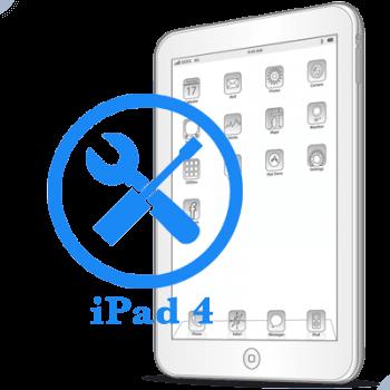iPad - Замена контроллера питания 4