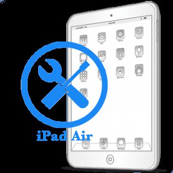 iPad Air- Замена контроллера питания
