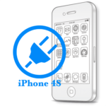 iPhone 4S - Замена контроллера питания