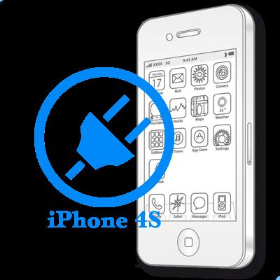 Ремонт iPhone 4S Заміна контролера живлення