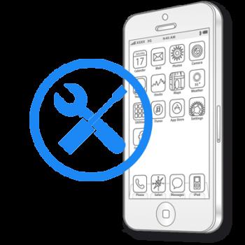 Замена USB контроллера iPhone 5