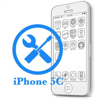 Ремонт iPhone 5C Замена контроллера питания