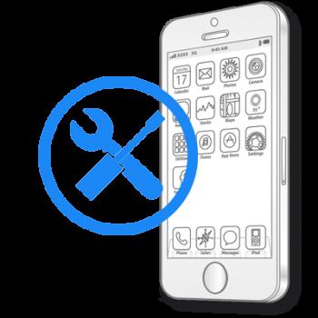 Замена USB контроллера iPhone 5S