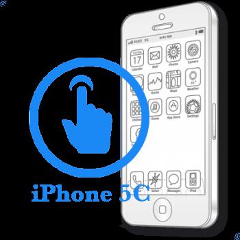 Ремонт iPhone 5C Замена контроллера сенсора