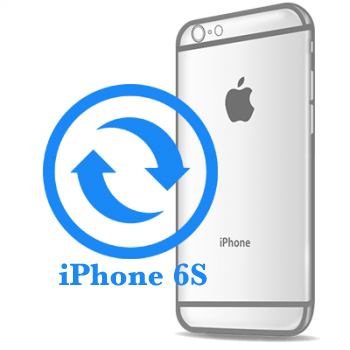 Ремонт iPhone 6S Замена корпуса