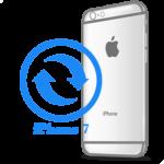 Рихтування, вирівнювання корпусу iPhone 7