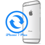 Рихтовка, выравнивание корпуса iPhone 7 Plus
