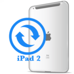 iPad - Замена корпуса (задней крышки) 2