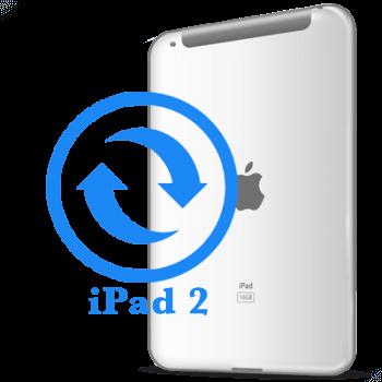 iPad 2 Замена корпуса (задней крышки)