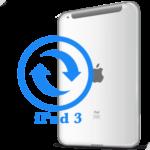 iPad 3- Замена корпуса (задней крышки)