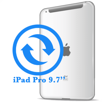 iPad Pro - Замена корпуса (задней крышки) 9.7ᐥ