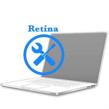 MacBook Pro - Замена крышки шарнира  Retina 2012-2015