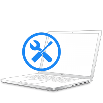 Замена крышки шарнира MacBook