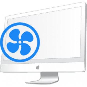 """Ремонт Ремонт iMac и MacBook iMac 21.5"""" (A1311) и 27"""" (A1312) 2009-2011 Замена кулера на iMac A1311 A1312"""