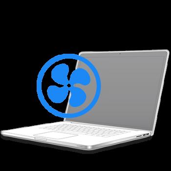 Замена кулера на MacBook Pro Retina