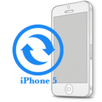 iPhone 5 - Замена контроллера изображения (подсветки)
